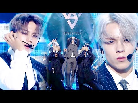 SEVENTEEN - Snap Shoot + Fear (독) [Show! Music Core Ep 649]