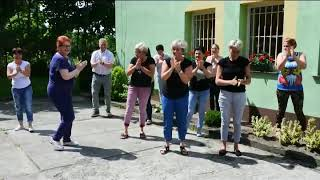 #gaszyn Challenge Dziękujemy za nominację pracownikom Gminnego Ośrodka Pomocy Społecznej w TychowieNo