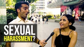 SEXUAL HARASSMENT in Singapore?