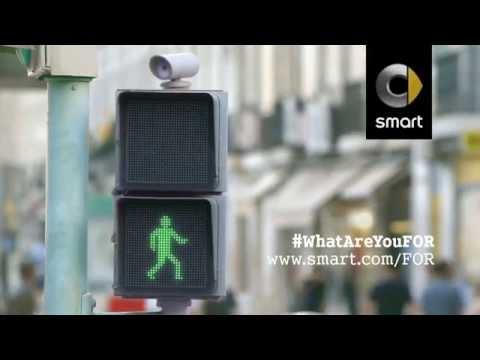 Tančící semafor