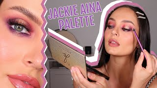 Natural Look with the ABH X Jackie Aina Palette! Good or Bad? \\ Chloe Morello