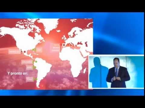 El Grupo Izertis presentado por Pablo Martín. Director General del Grupo