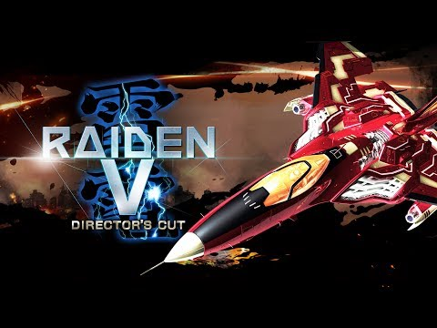 Raiden V: Director's Cut Video Screenshot 1