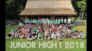 Camp Squanto Junior High I 2018
