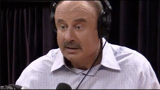 "Dr. Phil's Philosophy on Depression - ""Pain is a Motivator"" | Joe Rogan"