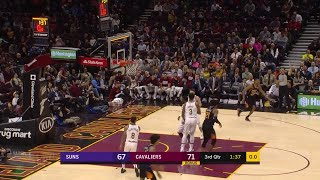 3rd Quarter, One Box Video: Cleveland Cavaliers vs. Phoenix Suns