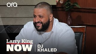 DJ Khaled's Illuminating Convo: Influence of Hip Hop, Jay Z's Genius & Young Rapper Mistakes
