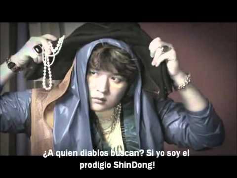 Super Junior - Super Man ~ Sub Español