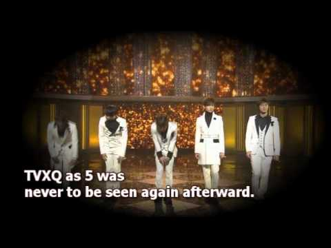 The Story of TVXQ (English Ver.)