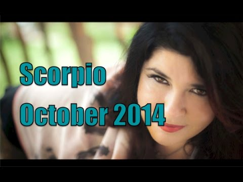 Scorpio Monthly Astrology October 2014 Michele Knight