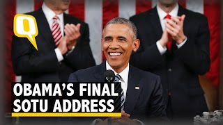 Obama's Farewell Address to the State of the Union