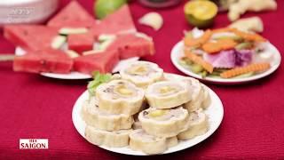 Hành trình ẩm thực Việt Nam | Về miền Tây đón xuân cùng những món ăn đặc sắc | HTV HTATVN