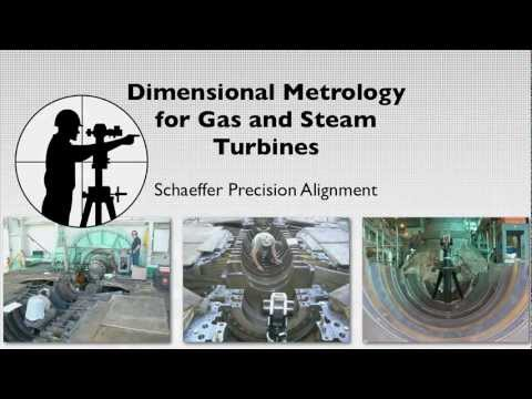 Dimensional Metrology for Gas and Steam Turbines