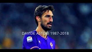 R.I.P. Davide Astori ● Omaggio al Capitano.