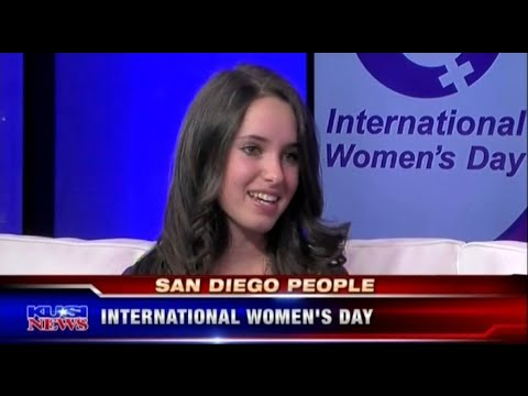 KUSI International Women's Day Special w/ Star Hughes - Part I