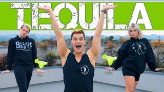 Jax Jones, Martin Solveig, RAYE, Europa - Tequila   Caleb Marshall   Dance Workout