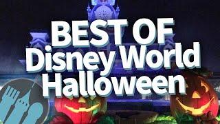 The BEST of Disney World Halloween!