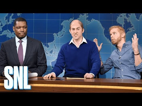 Weekend Update: Princes William and Harry - SNL