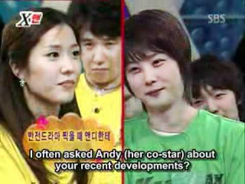 lee jin vs hye sung [X-Man]