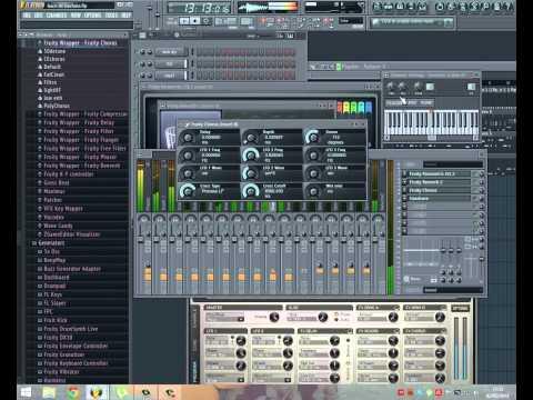 Como Hacer Una Bachata En Fl Studio ? by keisi perez.