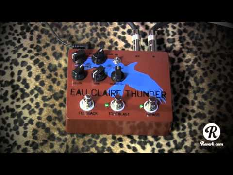 Dwarfcraft Devices Eau Claire Thunder Fuzz Pedal