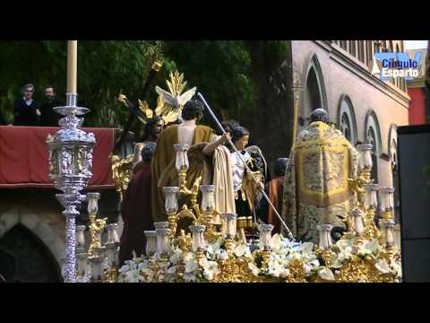 Hermandad de la Trinidad 2016 - Paso del Sagrado Decreto -