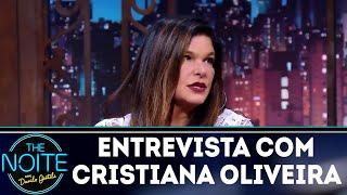 Mix Palestras | Cristiana Oliveira no The Noite