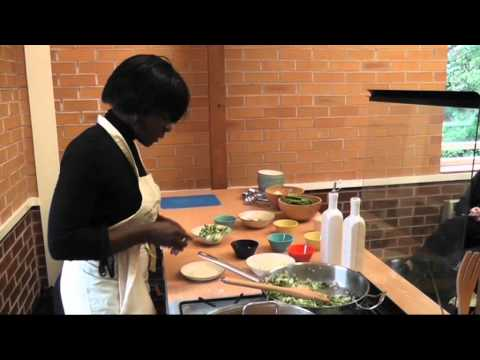 Cooking from Ivory Coast
