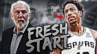Why The San Antonio Spurs Need to REBUILD! (ft. Demar Derozan, Gregg Popovich, Tim Duncan)