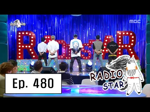 [RADIO STAR] 라디오스타 - Sechs Kies sung 'Road Fighter' 20160601