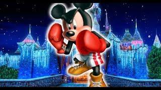 Fight Breaks Out In Disneyland