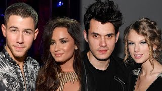 12 CRAZIEST Celeb Love Triangles You Forgot About