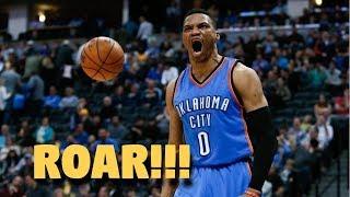 NBA Players Yelling Moments