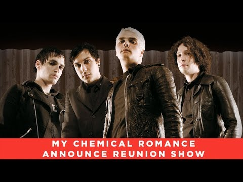 My Chemical Romance Have Announced A Reunion Show - News