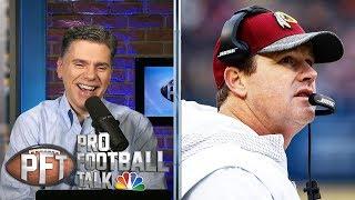 PFT Draft: NFL people on hot seat after Week 3   Pro Football Talk   NBC Sports