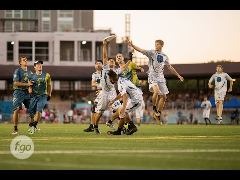 Game Highlights: Seattle Cascades vs Madison Radicals [Semifinals]