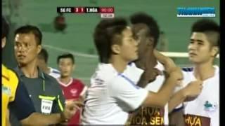 Thảm họa Bóng Đá Việt Nam_Trận Saigon FC đấu với Thanh Hóa