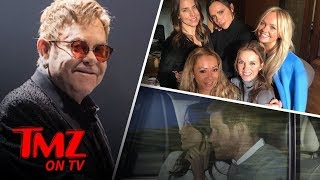 Elton John's Performing At The Royal Wedding! | TMZ TV
