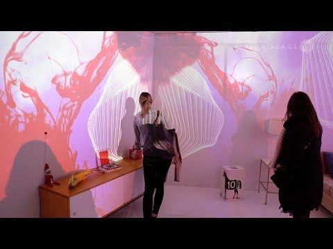 Self on the Shelf. Immersive Video Art Installation / Spring/Break 2018