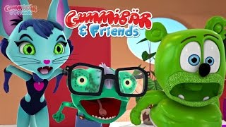 """Gummy Bear Show 4 """"WHO ATE IT?"""" Gummibär And Friends"""