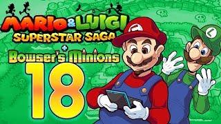 M&L: Superstar Saga [018 - Wiggler Wombo-Combo] ETA Plays!