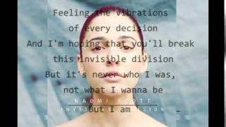 Naomi Scott - Hear The Bells (Lyrics)