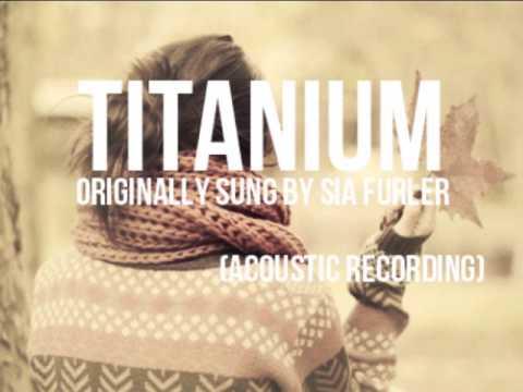 Baixar David Guetta ft. Sia - Titanium (acoustic recording)