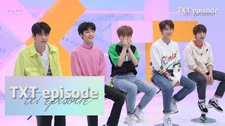 [Episode] TXT(투모로우바이투게더) Debut week behind Story