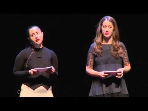 Corinne Fisher &  Krystyna Hutchinson