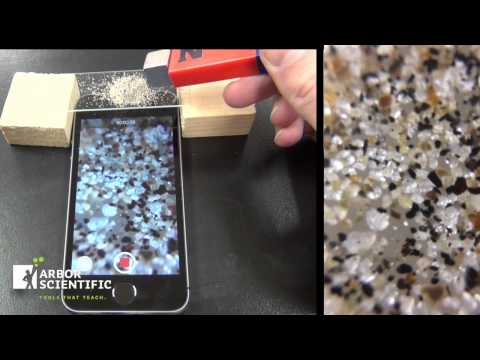 Mobile Phone Becomes Mobile Microscope!