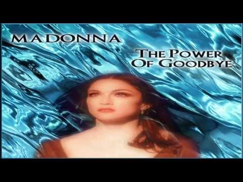 Madonna The Power Of GoodBye (Album Instrumental)