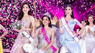[FULL] CHUNG KẾT HOA HẬU VIỆT NAM 2018 - Trần Tiểu Vy, Bùi Phương Nga, Nguyễn Thị Thuý An