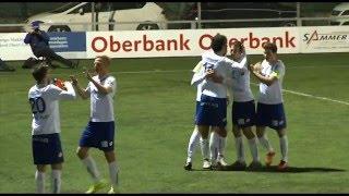 SV Wallern - FC Blau-Weiß Linz