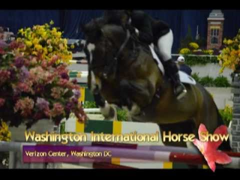 Pictures of Washington International Horse Show(WIHS Puissance) - Verizon Center, Washington DC, USA